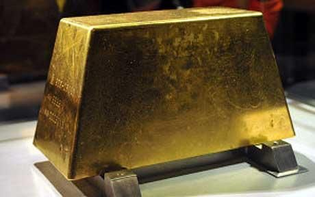 Back In 2005 Mitsubishi Materials Corporation Of An Poured The Largest Gold Bar Ever Just How Is It Huge Really
