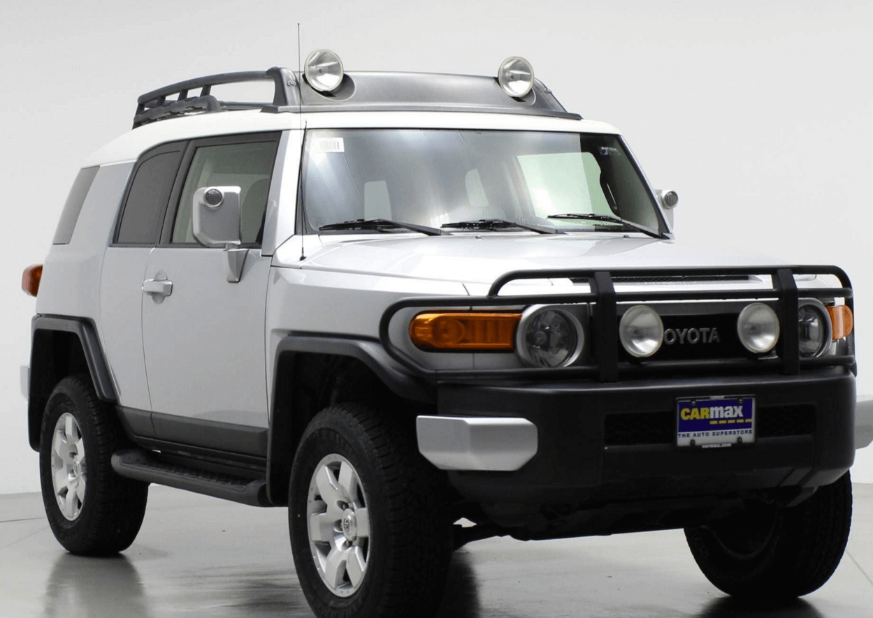 12 Cars With The Best Resale Value Financebuzz Toyota Mega Cruiser In Usa Fj