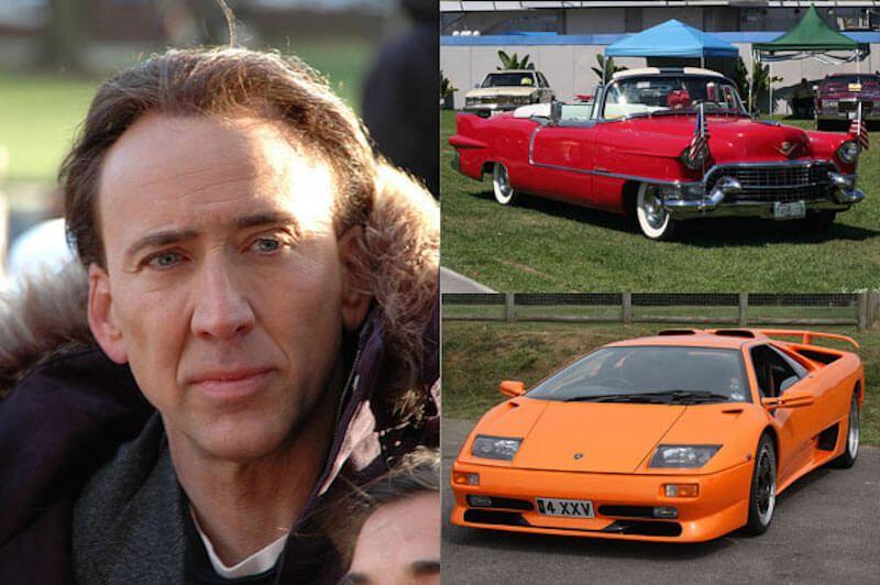 How Nicolas Cage Wildly Spent A 150 Million Fortune Financebuzz