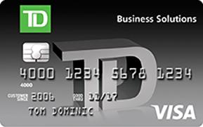Td Visa Cards >> The Best Td Bank Credit Cards Complete Review Financebuzz