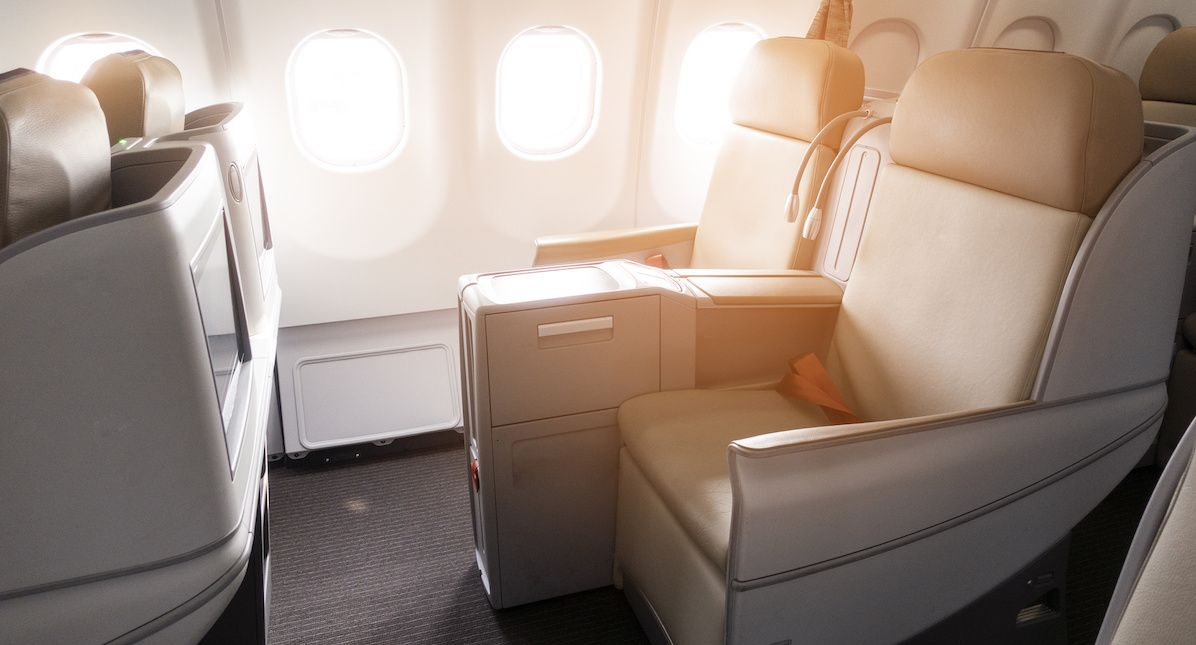 5 Best Cards To Earn First-Class Travel Without the Price Tag