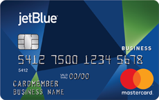 JetBlue Business Card