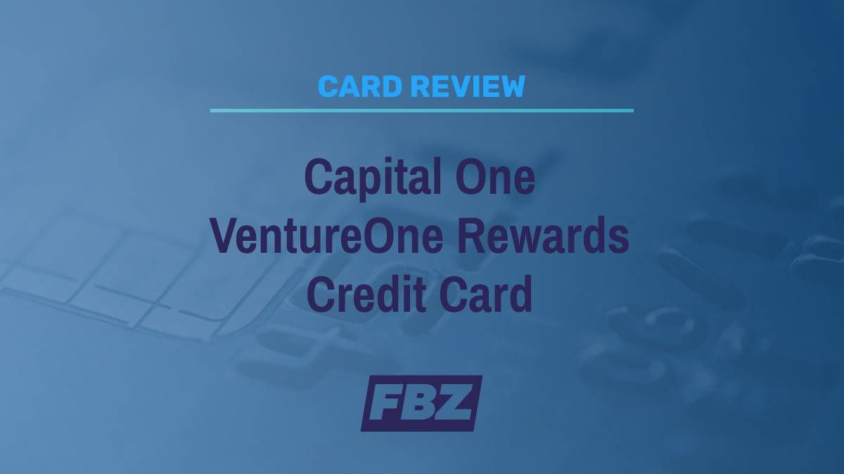 Capital One Ventureone Rewards Review Easily Earn Miles Financebuzz
