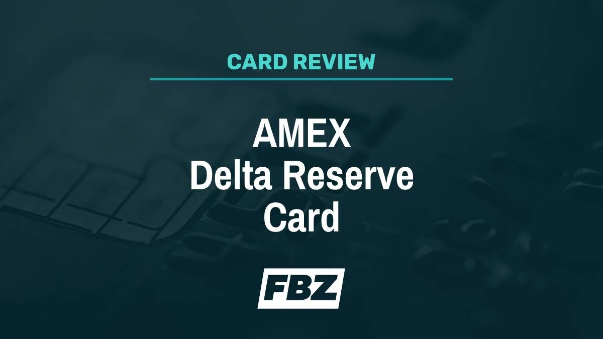 Americanexpress Com Delta >> Delta Reserve Card From American Express Full Review