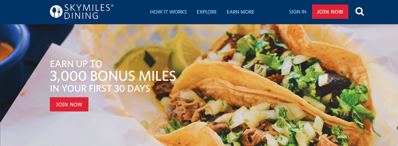 guide to delta skymiles dining program