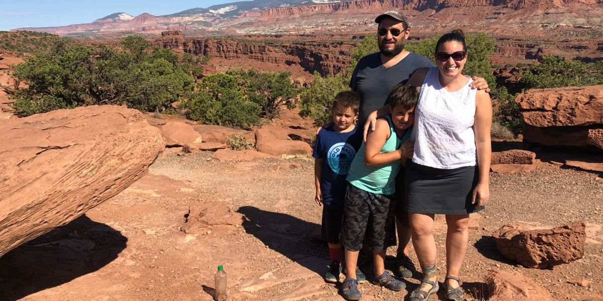 How This Family of 4 Saved $4,169 on a 3-Week National Park Road Trip
