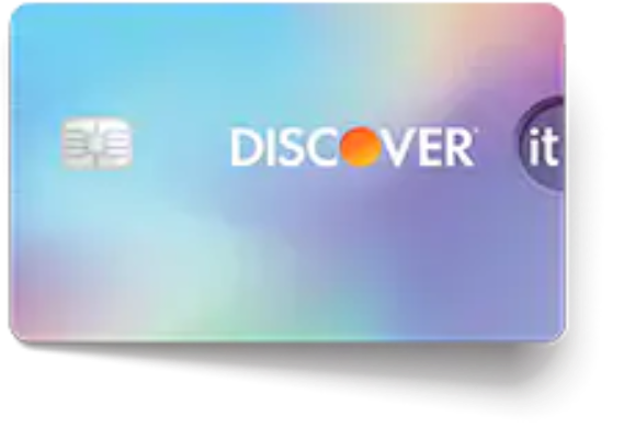 Discover it Student Cash Back
